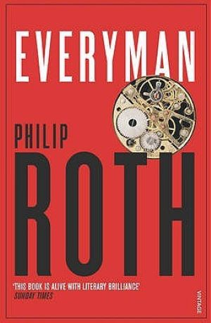 Book cover - Everyman by Philip Roth