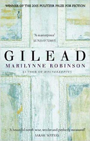 Book cover - Gilead by Marilynne Robinson