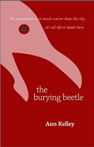 Book cover - The Burying Beetle by Ann Kelley