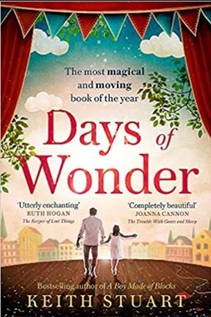 Book cover - Days of Wonder by Keith Stuart