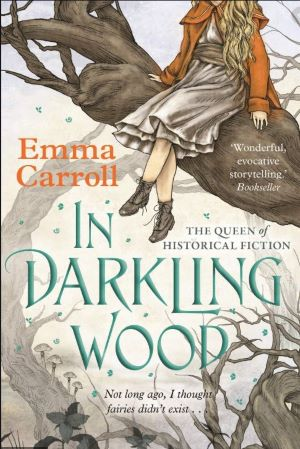 Book cover - In Darkling Wood by Emma Carroll