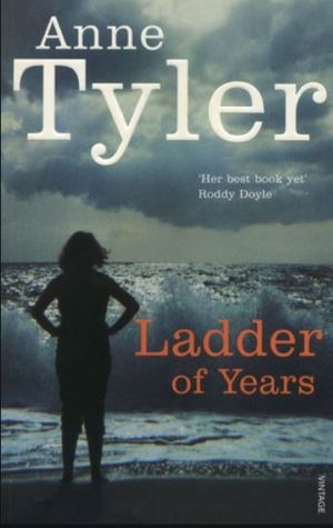 Book cover - Ladder of Years by Anne Tyler